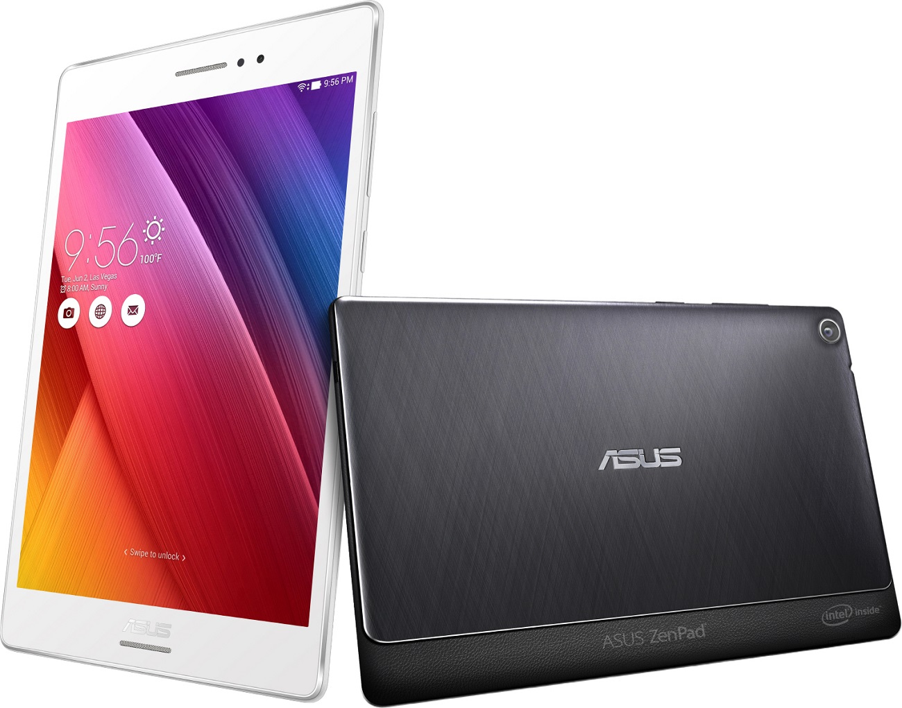 화질이 괜찮은 8인치 태블릿, ASUS 젠패드S 8.0 출시