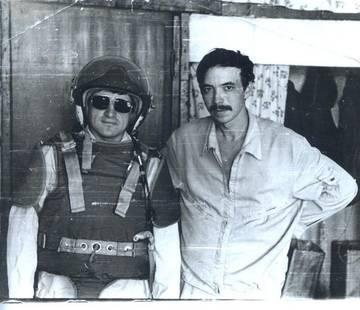 1981년 소련 헬기 조종사