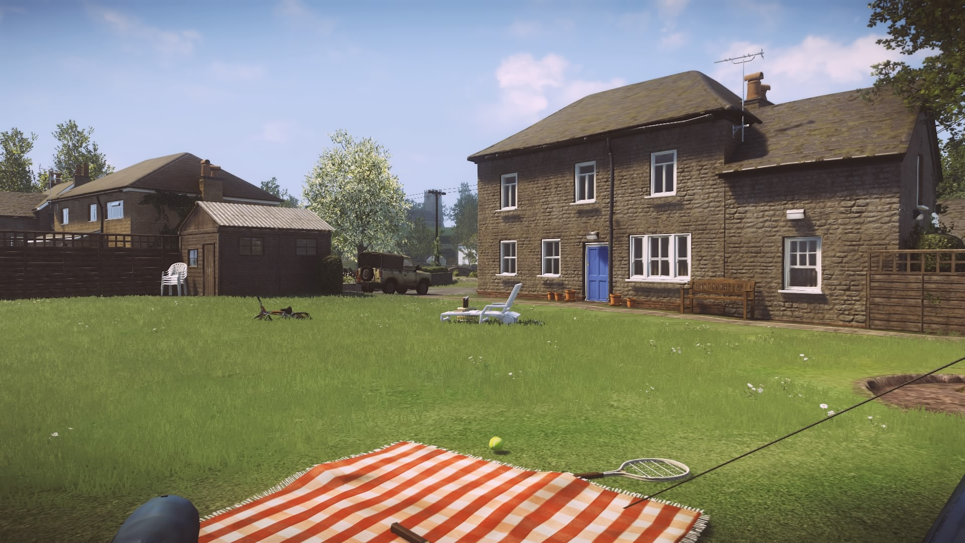 Everybody's Gone To The Rapture™ 에브..