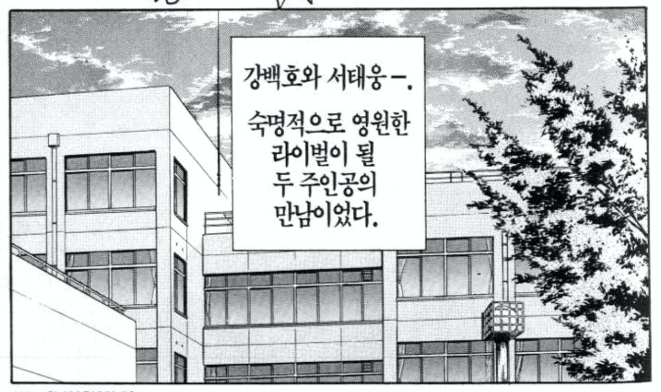 [슬램덩크의 비밀] 강백호와 서태웅사이에 우정..