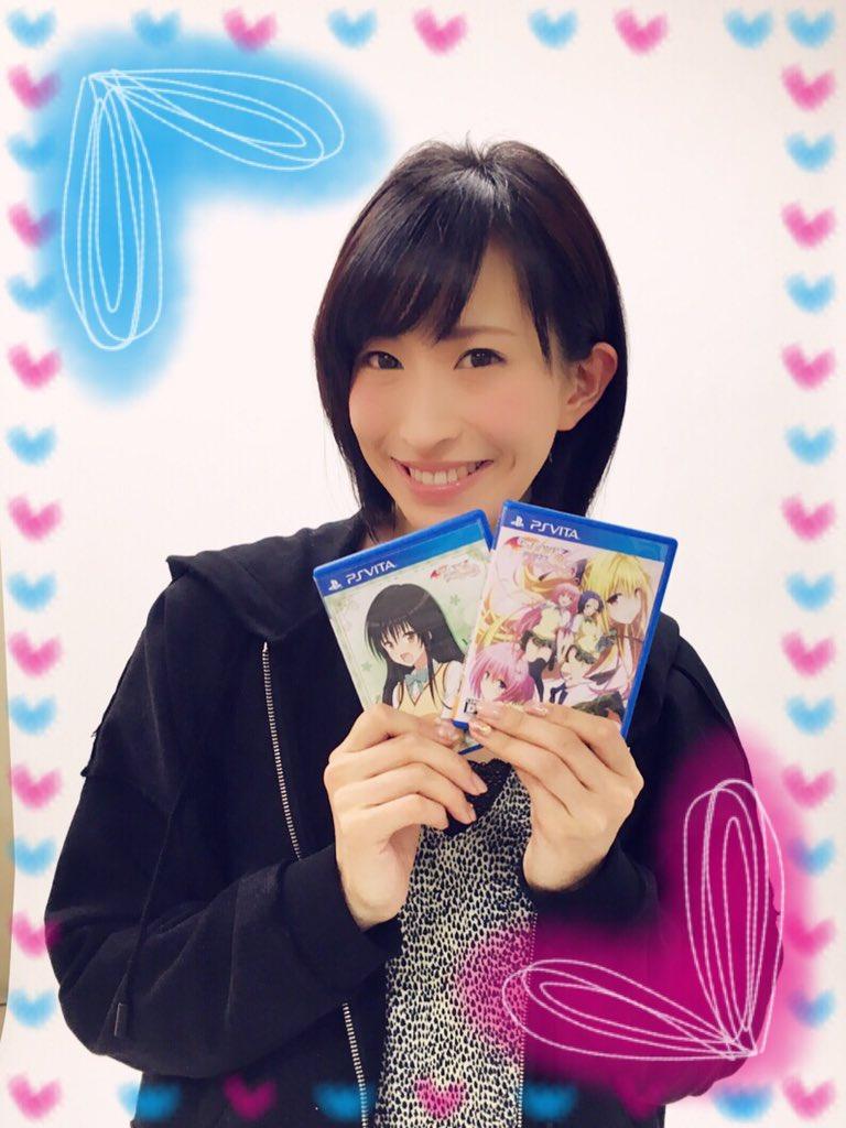 성우 나즈카 카오리씨의 사진이 주간 패미통에 실린 듯