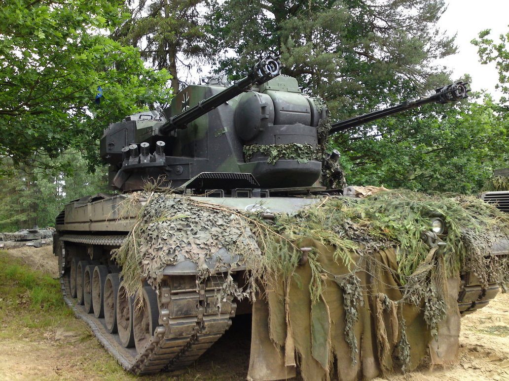 [Flakpanzer] Gepard