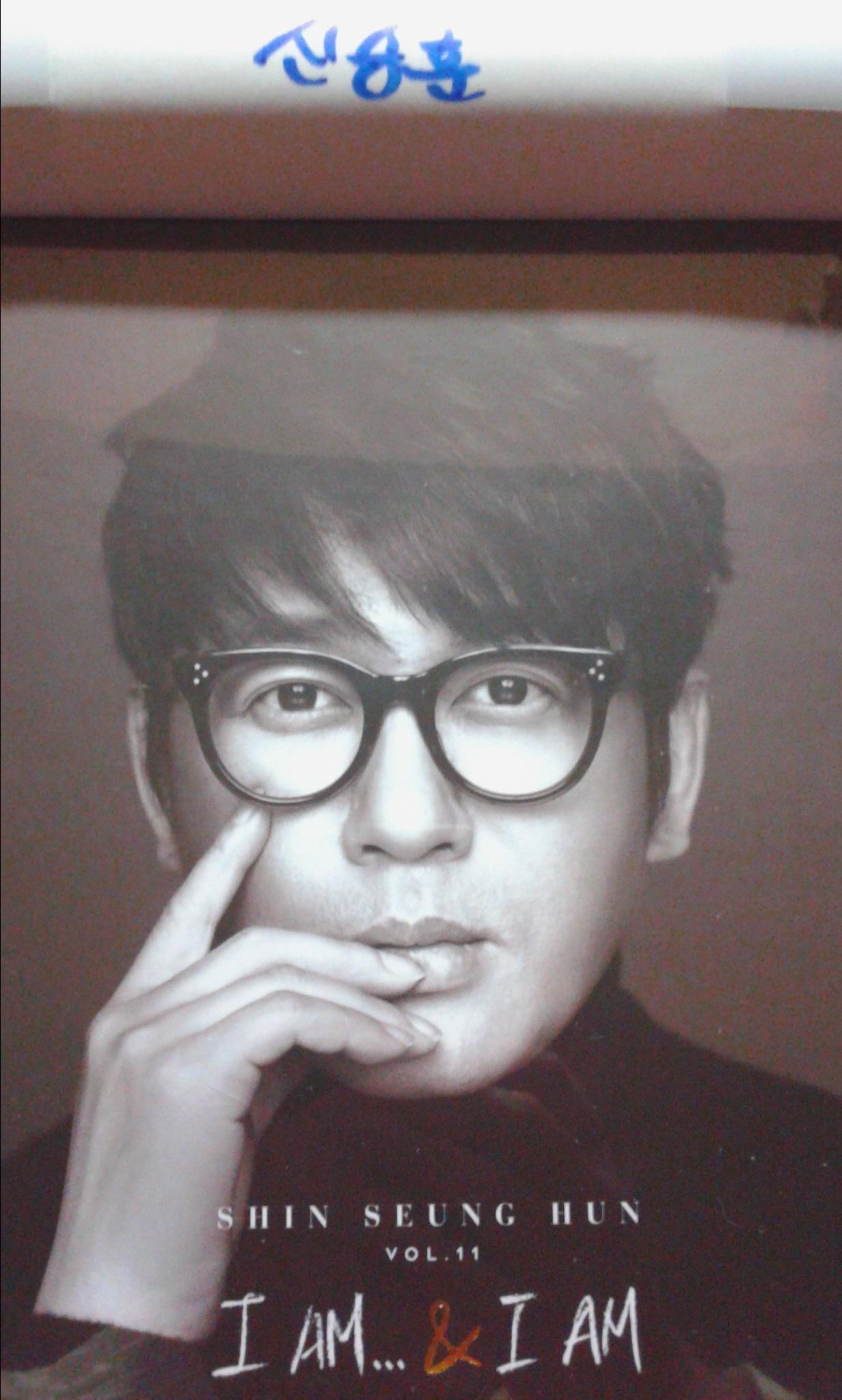 2015년 11월 17일-신승훈 11집 CD 및 포스터