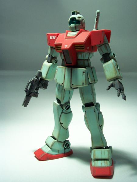 [HGUC] RGM-79 GM