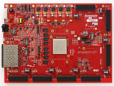 도쿄 일렉트론 디바이스 8K TV를 위한 FPGA 개발..