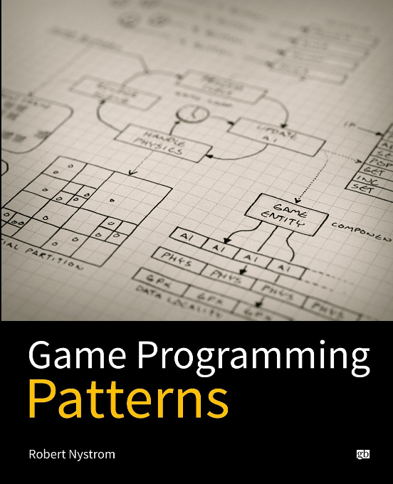 Game Programming Patterns 베타리더를 모집합..