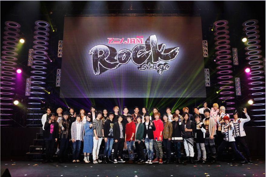 TV 도쿄의 대형 애니메이션 이벤트 '아니메 JAM 2015'..