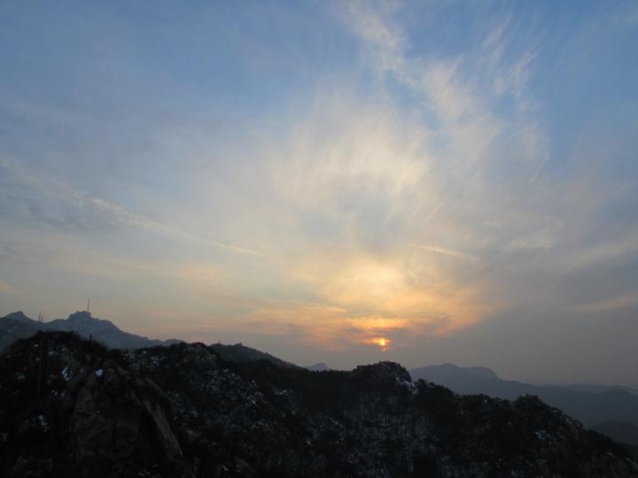 송년회 그리고 관악산
