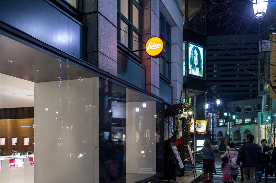 151212, 일본여행 #26 긴자 라이카(Leica), 하..