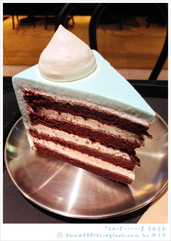 [판교 현대백화점] 폭신해 케이크, 도레도레
