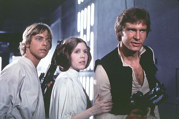 스타워즈 에피소드 4 : 새로운 희망 (Star Wars, 19..