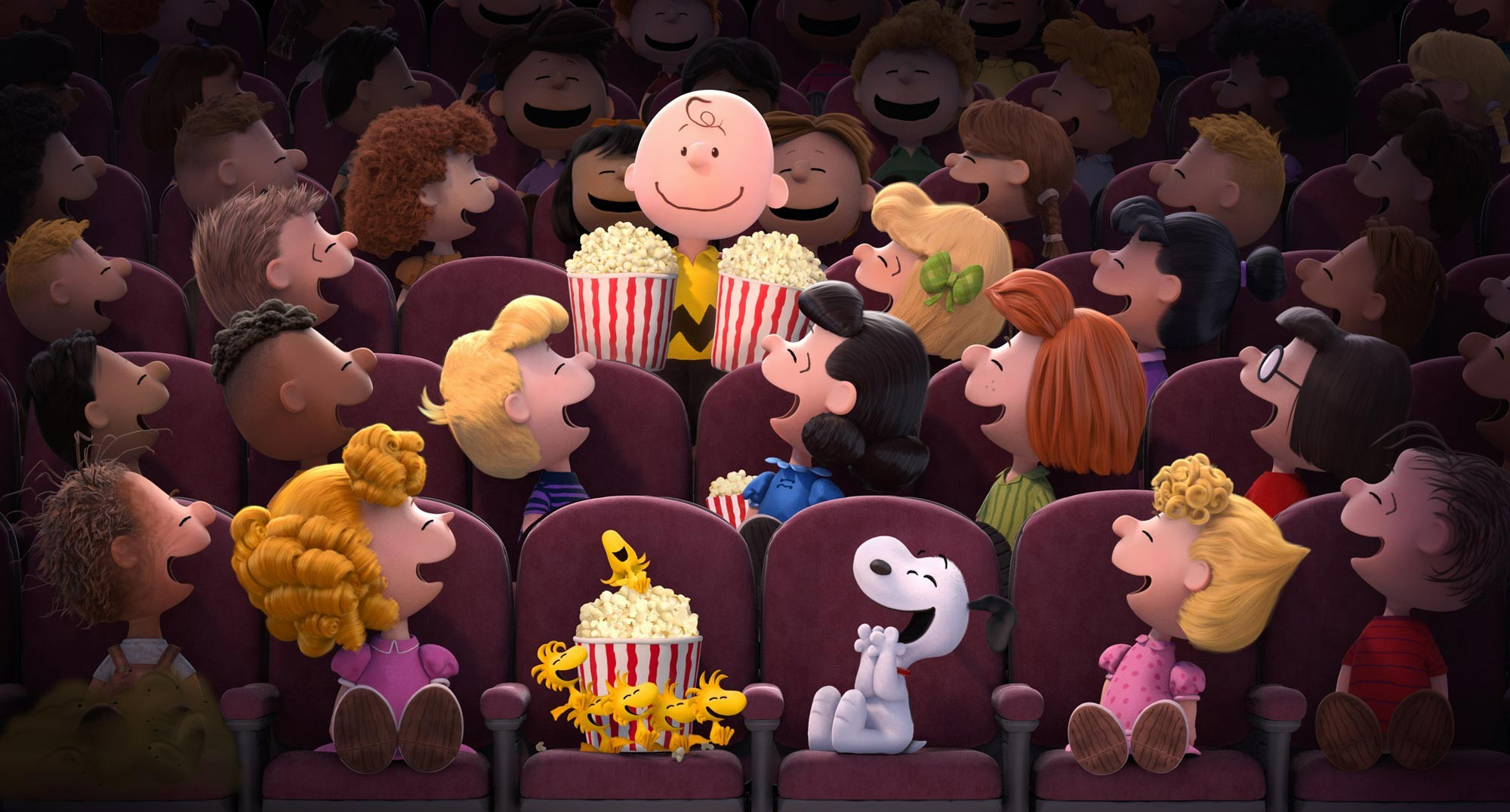 The Peanuts Movie: Thanks, Mr. Schulz!