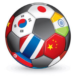축구 한일전, 세계 50대 라이벌전 선정