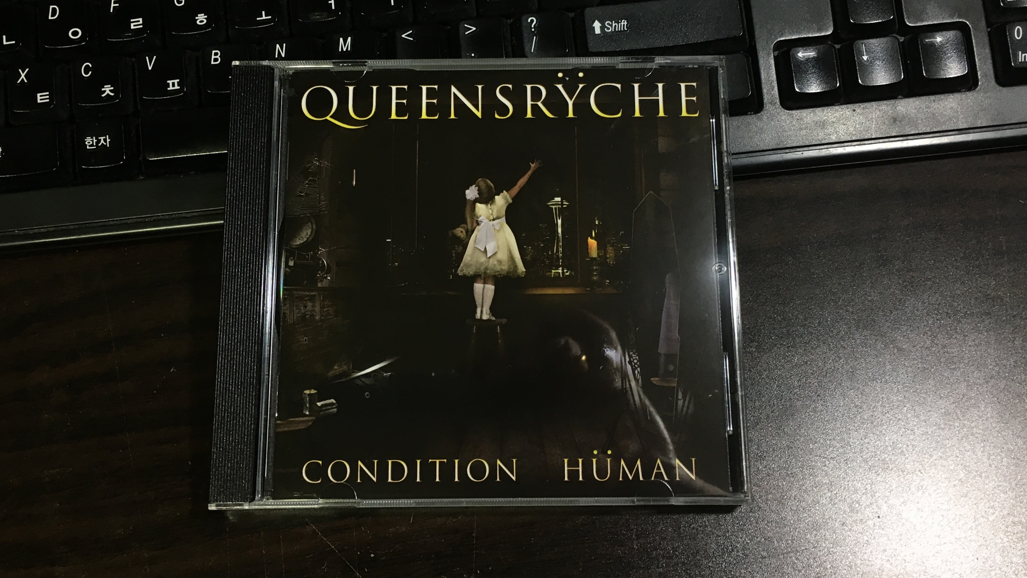Condition Human - Queensryche / 2015