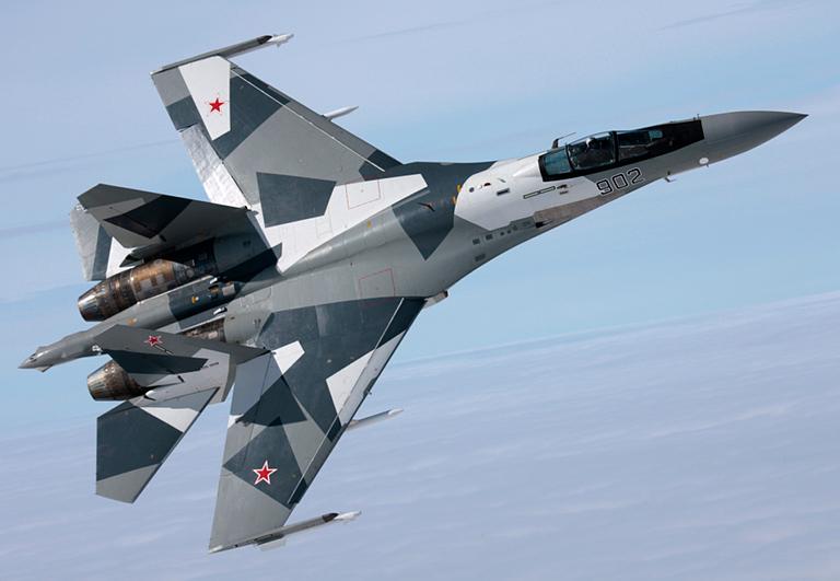 Su-35S 배치라...