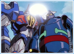 거대 로봇의 쇠퇴는 일본 한정인가?