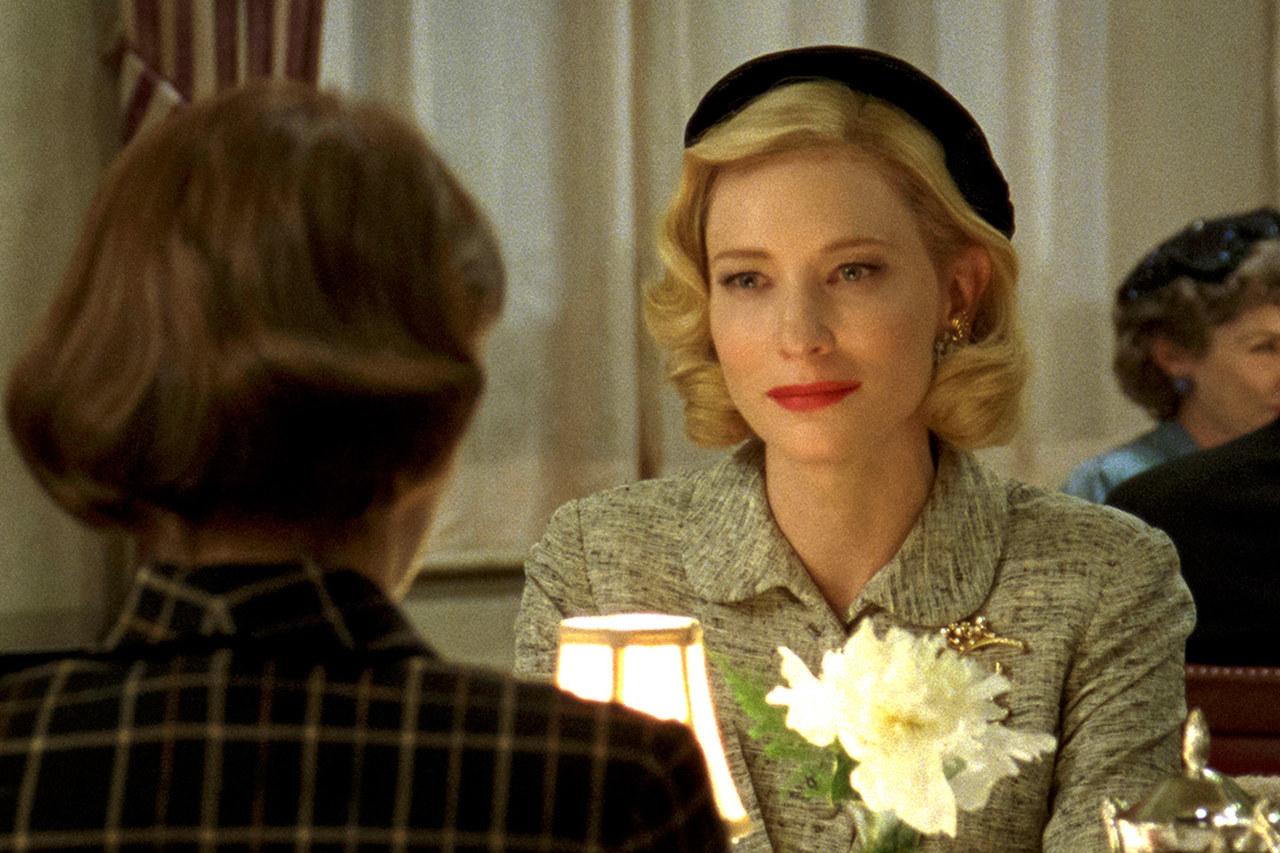 Cate Blanchett-Carol and benjamin button's-