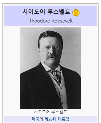 왜 시어도어 루스벨트는 고립주의를 청산하려 했는가?