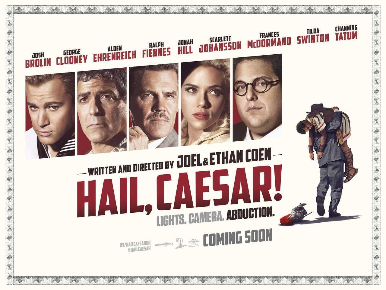 헤일, 시저 (Hail, Ceasar!, 2016)