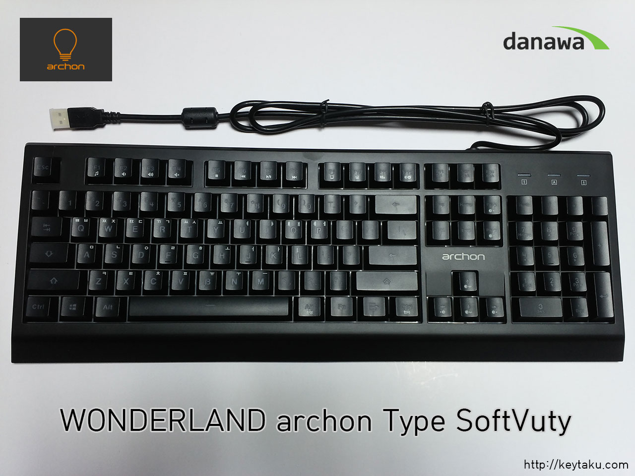 WONDERLAND archon Type SoftVuty 멤브레..