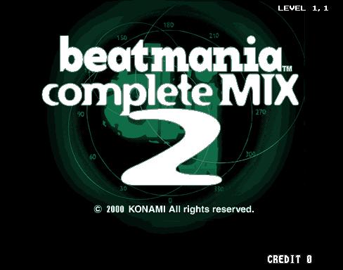 [5키 비트매니아 정보] beatmania complete MI..