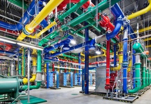 구글 데이터 센터(Google Data Center)