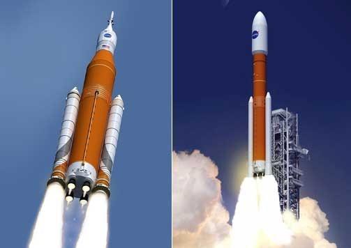 NASA 화성행 로켓 SLS 순조로운 개발 진행.