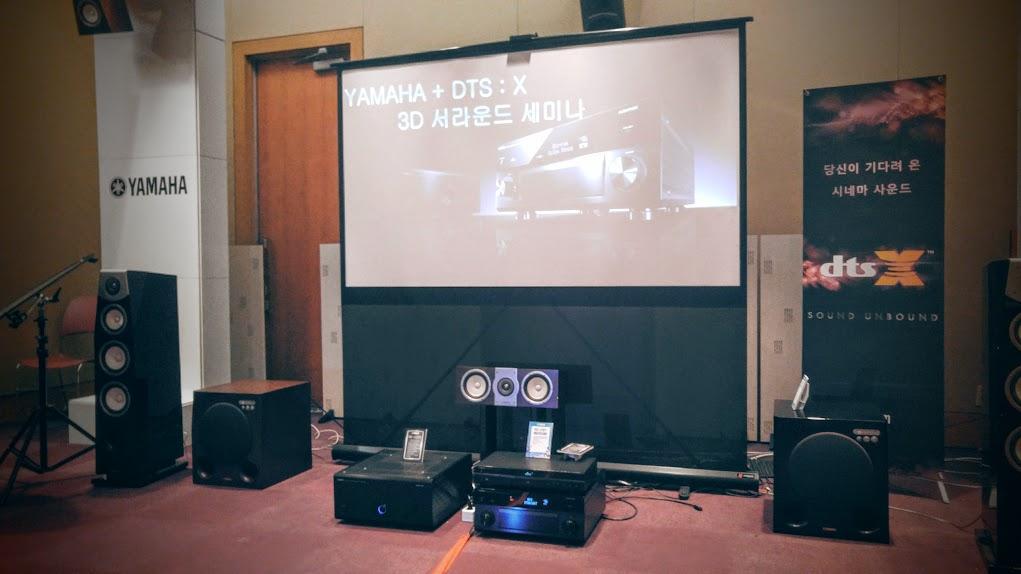 DTS:X, 사운드는 이제 가상현실과 인공지능으로..