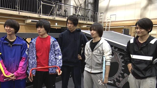 NHK 교육TV 'R의 법칙'이 2.5차원 무대를 특집으로..