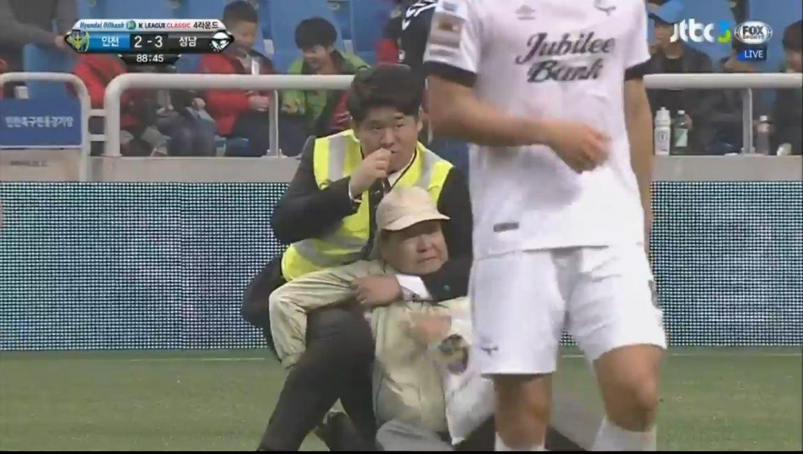 [k클래식] 인천U vs 성남FC 9/4/2016  ★★★★☆
