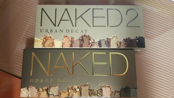 [판매] Urban Decay - Naked Pallet 1,2