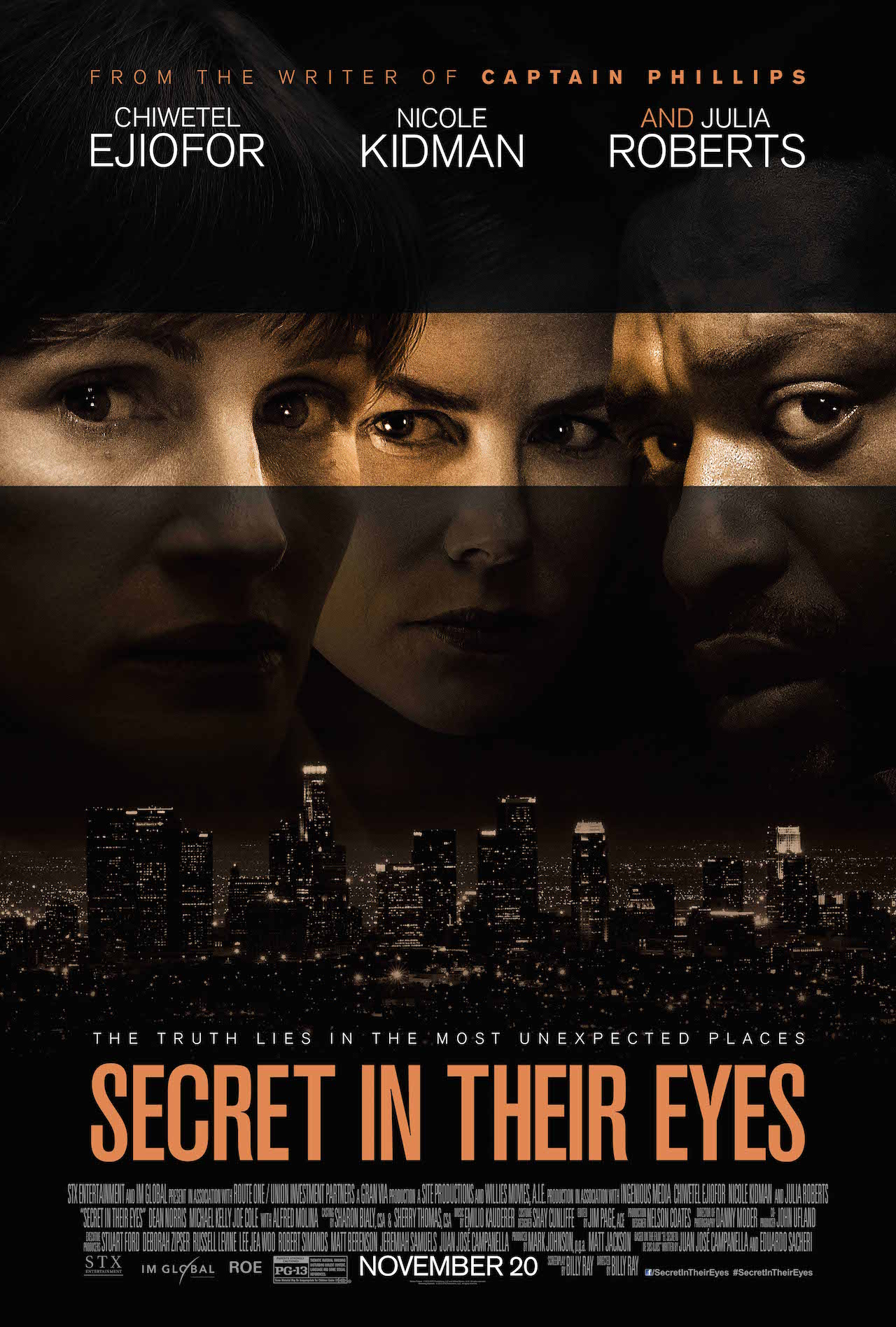 시크릿 인 데어 아이즈 (Secret In Their Eyes, 20..