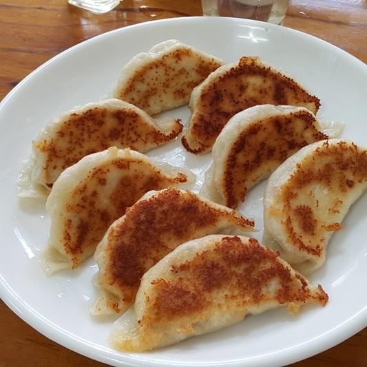 인천 차이나타운의 맛있는 만두집, 다다복.