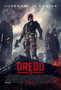 저지 드레드 Dredd (2012)