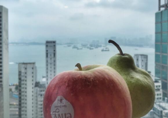 7년만의 홍콩 둘째날