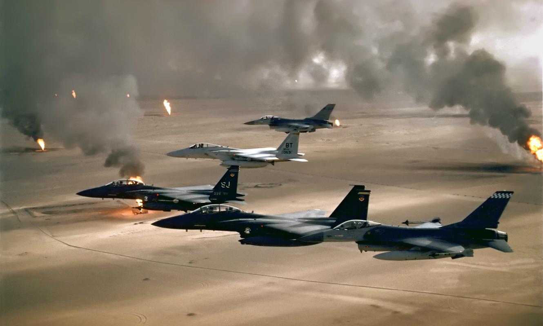 미국 정책 담당자가 전쟁을 기획할때 무엇을 고려할까?