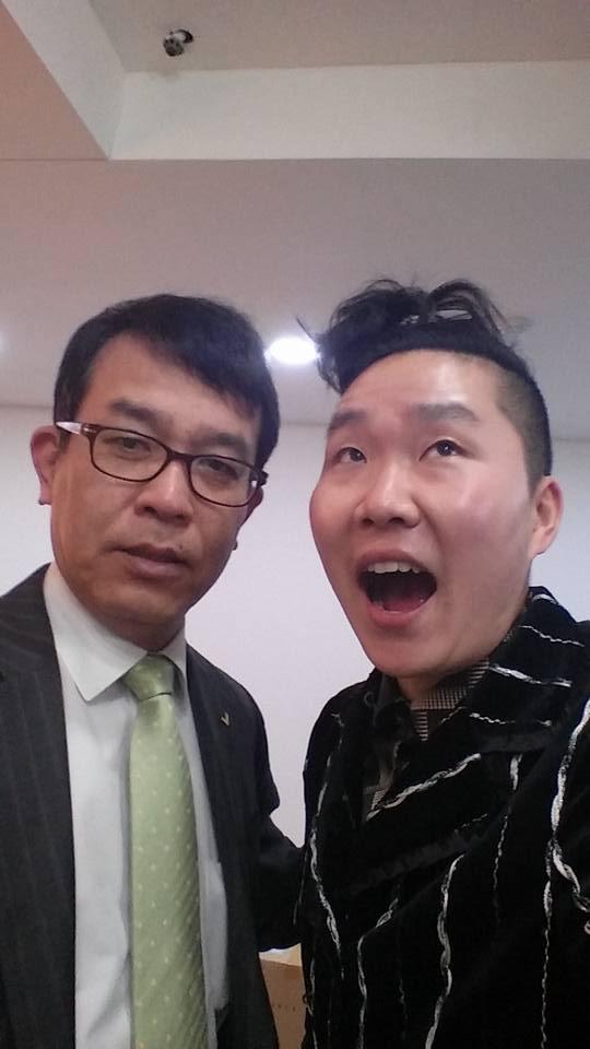 정의당 김종대의원과 조선의 안보와 관해 논하다