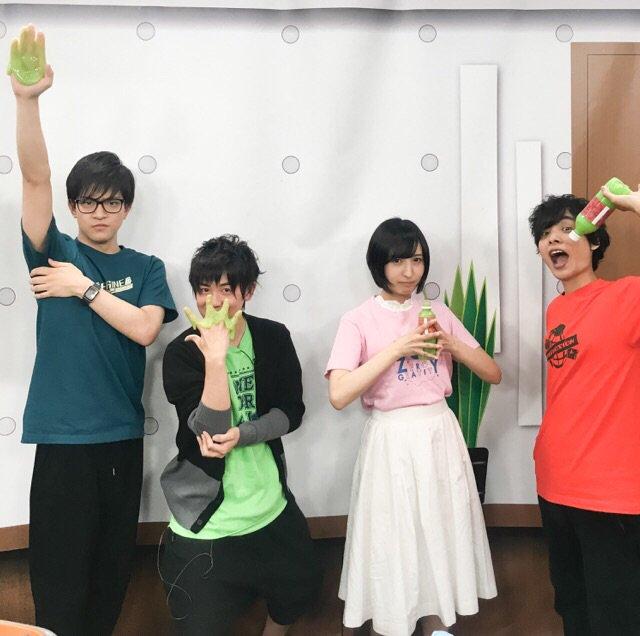 애니메이션 '나의 히어로 아카데미아' 니코니코 생방..