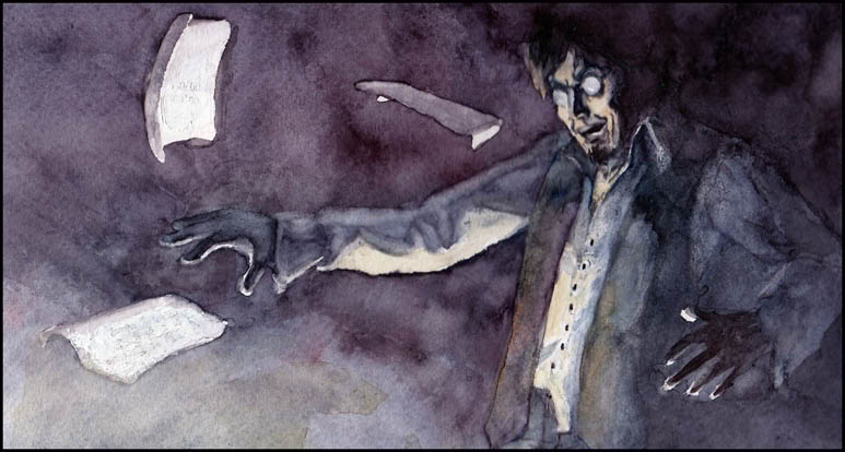 사악한 천재의 춤사위 - 2010