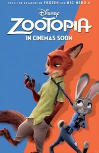 주토피아 Zootopia (2016)