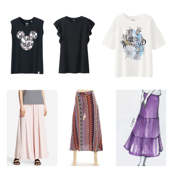 롱롱롱 프로젝트 - 맥시 스커트, 올여름 패션컨셉