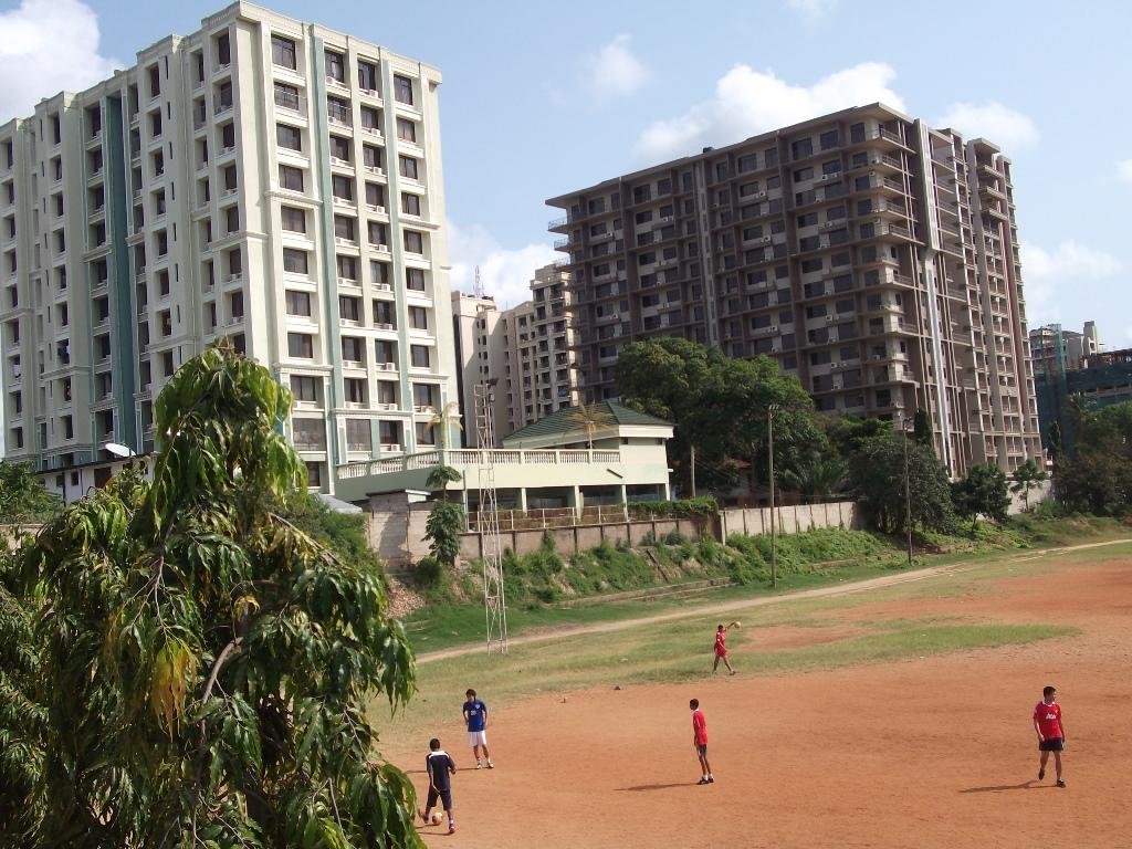 [탄자니아] 무힘빌리 중등학교 축구시합
