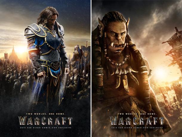 (영화) WARCARFT : 전쟁의 서막을 보고 이것저것