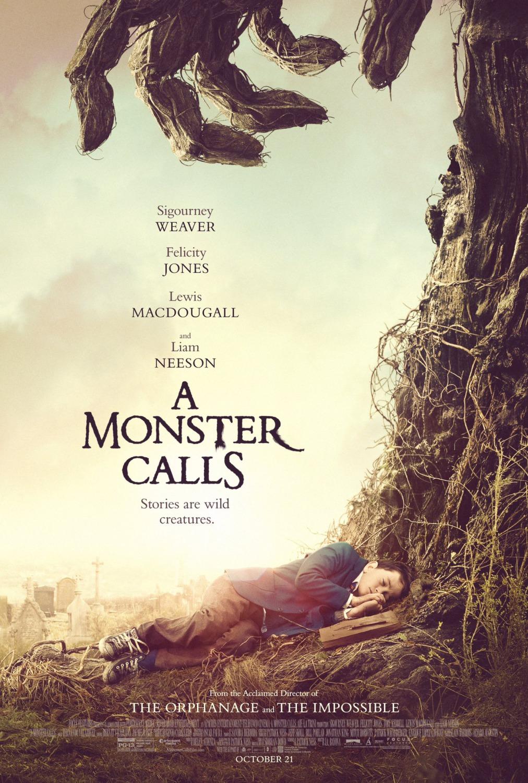 """A Monster Calls"" 예고편입니다."