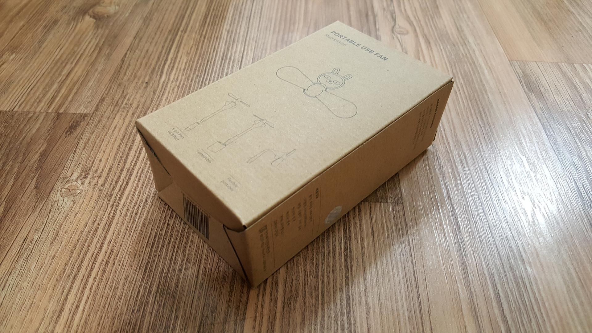 카카오프렌즈 USB 선풍기