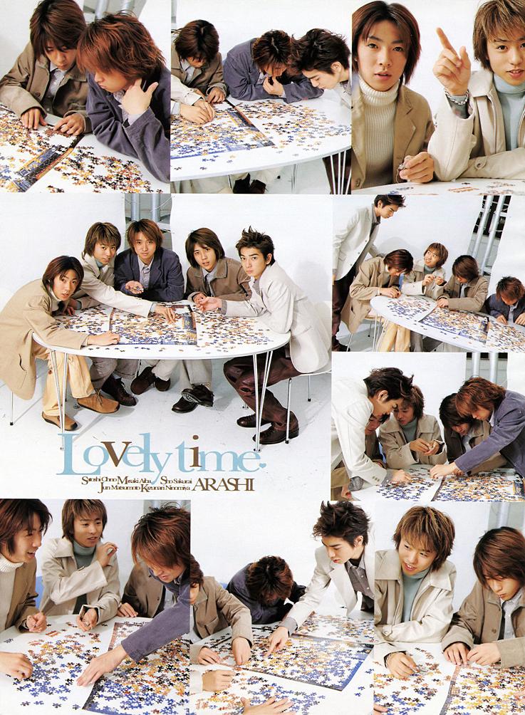 2001 01 Wink up :: ARASHI