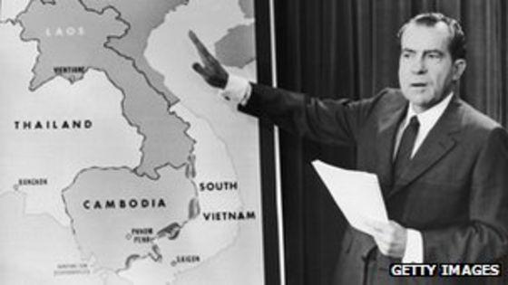 """""""닉슨의 베트남전 종전 구상?"""""""