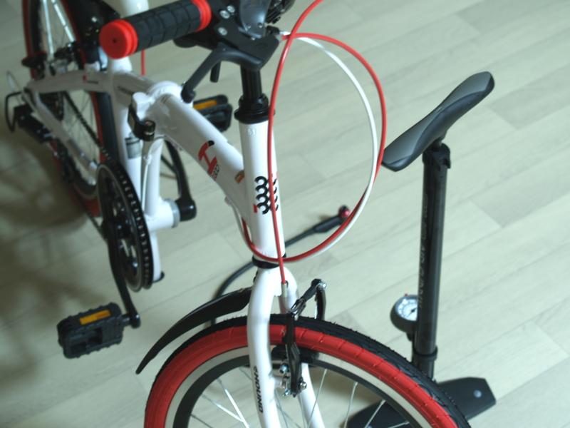 삼천리 HD300 접이식 자전거