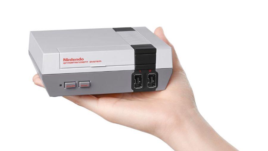 닌텐도에서 발매 예정인 NES 클래식 에디션