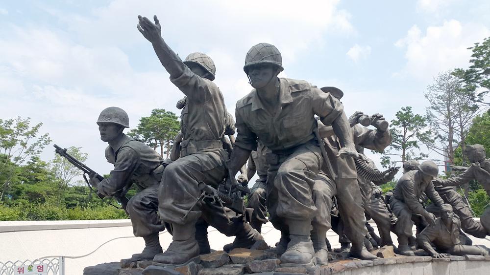 또다시 찾은 전쟁기념관